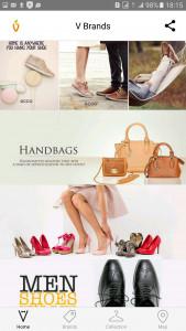 اسکرین شات برنامه وی برندز؛ فروشگاه جواهرات، لباس، مانتو، فشن و مد 8