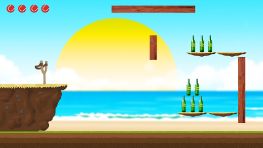 اسکرین شات بازی Hit Bottles Knock Down 2 4