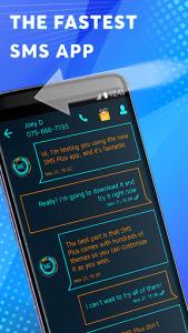 اسکرین شات برنامه Dual Sim SMS Messenger 2020 4