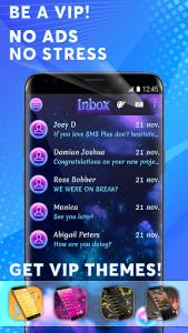 اسکرین شات برنامه Dual Sim SMS Messenger 2020 2