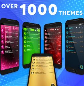 اسکرین شات برنامه Dual Sim SMS Messenger 2020 1