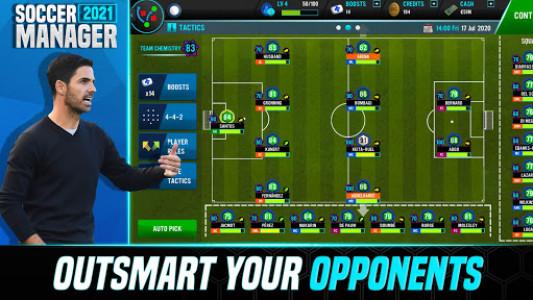 اسکرین شات بازی Soccer Manager 2021 - Free Football Manager Games 5