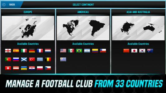 اسکرین شات بازی Soccer Manager 2021 - Free Football Manager Games 2