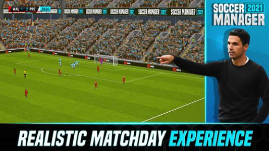 اسکرین شات بازی Soccer Manager 2021 - Free Football Manager Games 1