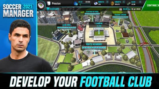اسکرین شات بازی Soccer Manager 2021 - Free Football Manager Games 3