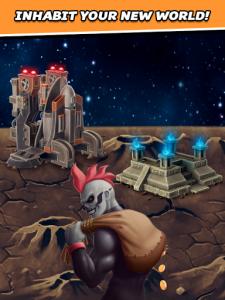 اسکرین شات بازی Evostar: Legendary Warrior RPG 1