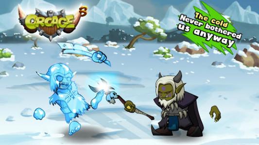 اسکرین شات بازی OrcAge: Horde Strategy! 5