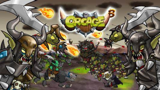 اسکرین شات بازی OrcAge: Horde Strategy! 8