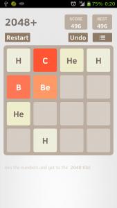 اسکرین شات بازی 2048 Plus 8