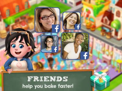 اسکرین شات بازی Bakery Story 2 5