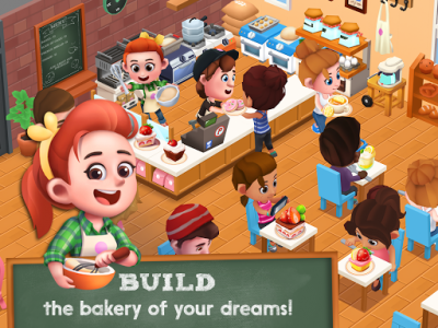 اسکرین شات بازی Bakery Story 2 1
