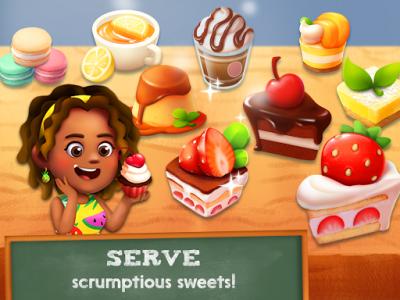اسکرین شات بازی Bakery Story 2 2