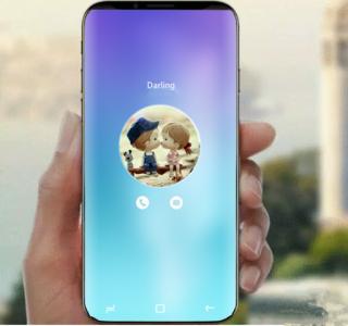 اسکرین شات برنامه 3D Launcher For Galaxy S10 & Live Wallpaper 4