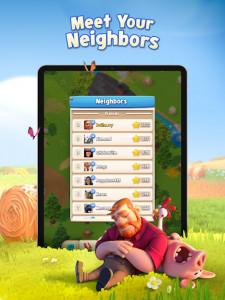 اسکرین شات بازی Hay Day Pop 4