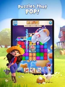 اسکرین شات بازی Hay Day Pop 6