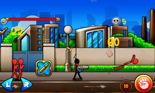 اسکرین شات بازی Super Stickman Survival 2 1