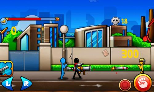 اسکرین شات بازی Super Stickman Survival 2 3