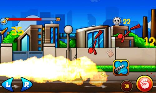اسکرین شات بازی Super Stickman Survival 2 4
