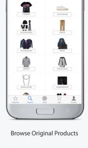اسکرین شات برنامه تگ موند (خرید از دنیای برند ها) 5