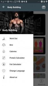 اسکرین شات برنامه ورزش بدنسازی - فیتنس و بدنسازی تناسب اندام 6