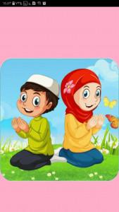اسکرین شات برنامه شعر های کودکانه مذهبی ، شعر مذهبی کودکانه 6