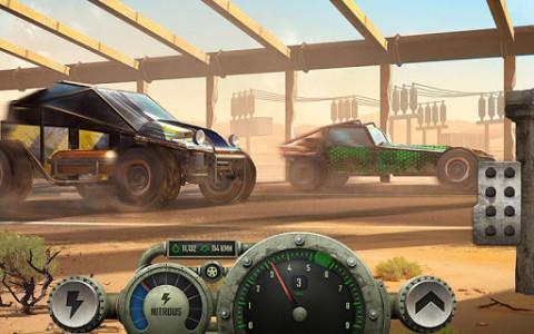 اسکرین شات بازی Racing Xtreme: Fast Rally Driver 3D 5