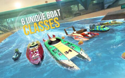 اسکرین شات بازی Top Boat: Racing Simulator 3D 8