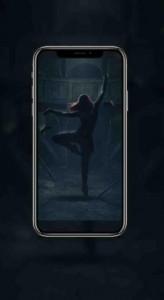 اسکرین شات برنامه Superheroes Wallpapers HD I 4K Backgrounds 3