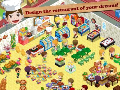اسکرین شات بازی Restaurant Story™ 8