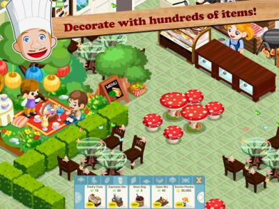 اسکرین شات بازی Restaurant Story™ 4