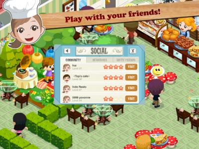 اسکرین شات بازی Restaurant Story™ 5