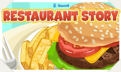 اسکرین شات بازی Restaurant Story™ 1