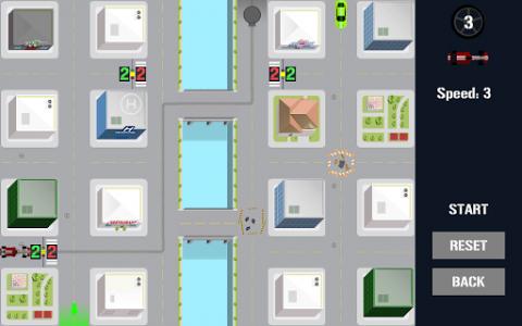 اسکرین شات بازی Traffic Control Puzzle - City Driving 7