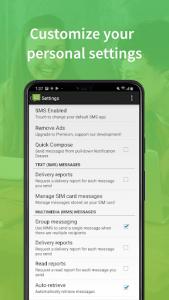اسکرین شات برنامه Messaging Classic 5