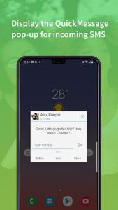 اسکرین شات برنامه Messaging Classic 3