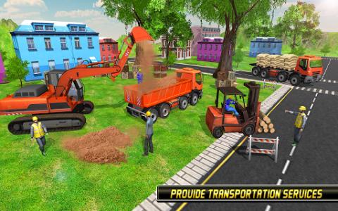 اسکرین شات بازی New Heavy Excavator Simulator:Excavator Games 2020 7