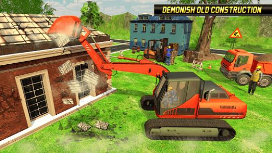 اسکرین شات بازی New Heavy Excavator Simulator:Excavator Games 2020 1