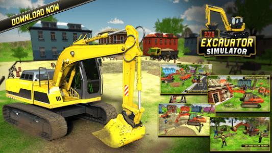 اسکرین شات بازی New Heavy Excavator Simulator:Excavator Games 2020 5