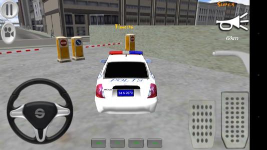 اسکرین شات بازی پلیس دزد شبیه ساز 3D 1