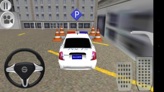 اسکرین شات بازی پلیس دزد شبیه ساز 3D 3