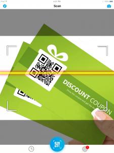 اسکرین شات برنامه QR code reader - QR code & barcode scanner 8
