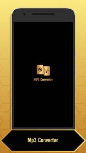 اسکرین شات برنامه MP3 Video Converter 4