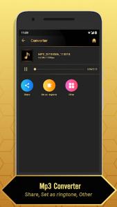 اسکرین شات برنامه MP3 Video Converter 3