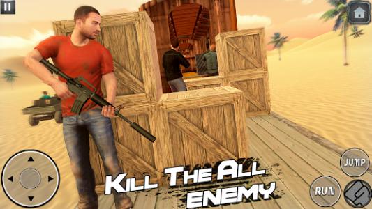 اسکرین شات بازی Indian Train Shooting- New Train Robbery Game 2k20 3