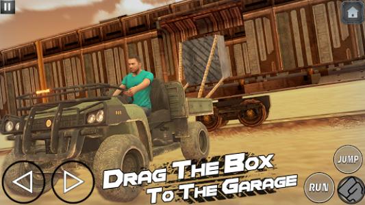 اسکرین شات بازی Indian Train Shooting- New Train Robbery Game 2k20 4