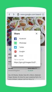 اسکرین شات برنامه Z Browser: High Speed Internet & Internet Browser 3