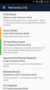 اسکرین شات برنامه My Collections: Dimensions Ed. 4