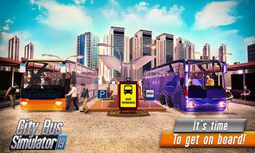 اسکرین شات برنامه Euro Bus Driver Simulator 3D: City Coach Bus Games 6