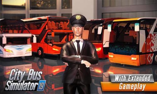 اسکرین شات برنامه Euro Bus Driver Simulator 3D: City Coach Bus Games 5