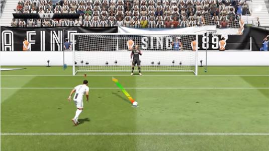 اسکرین شات بازی Soccer Game Mobile 2
